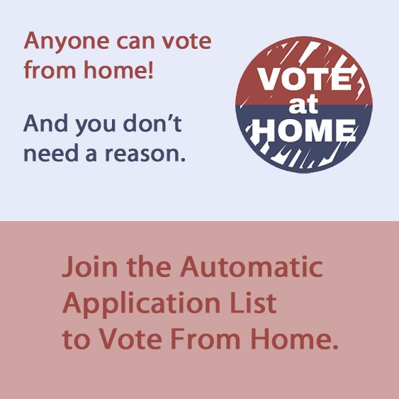 Vote From Home