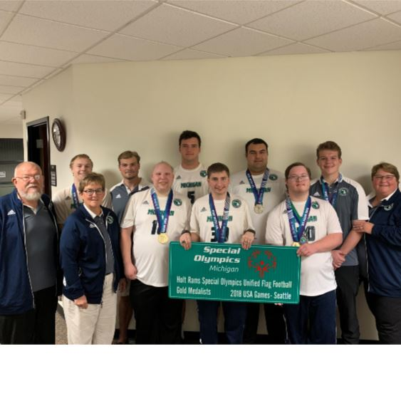 special olympics wins gold
