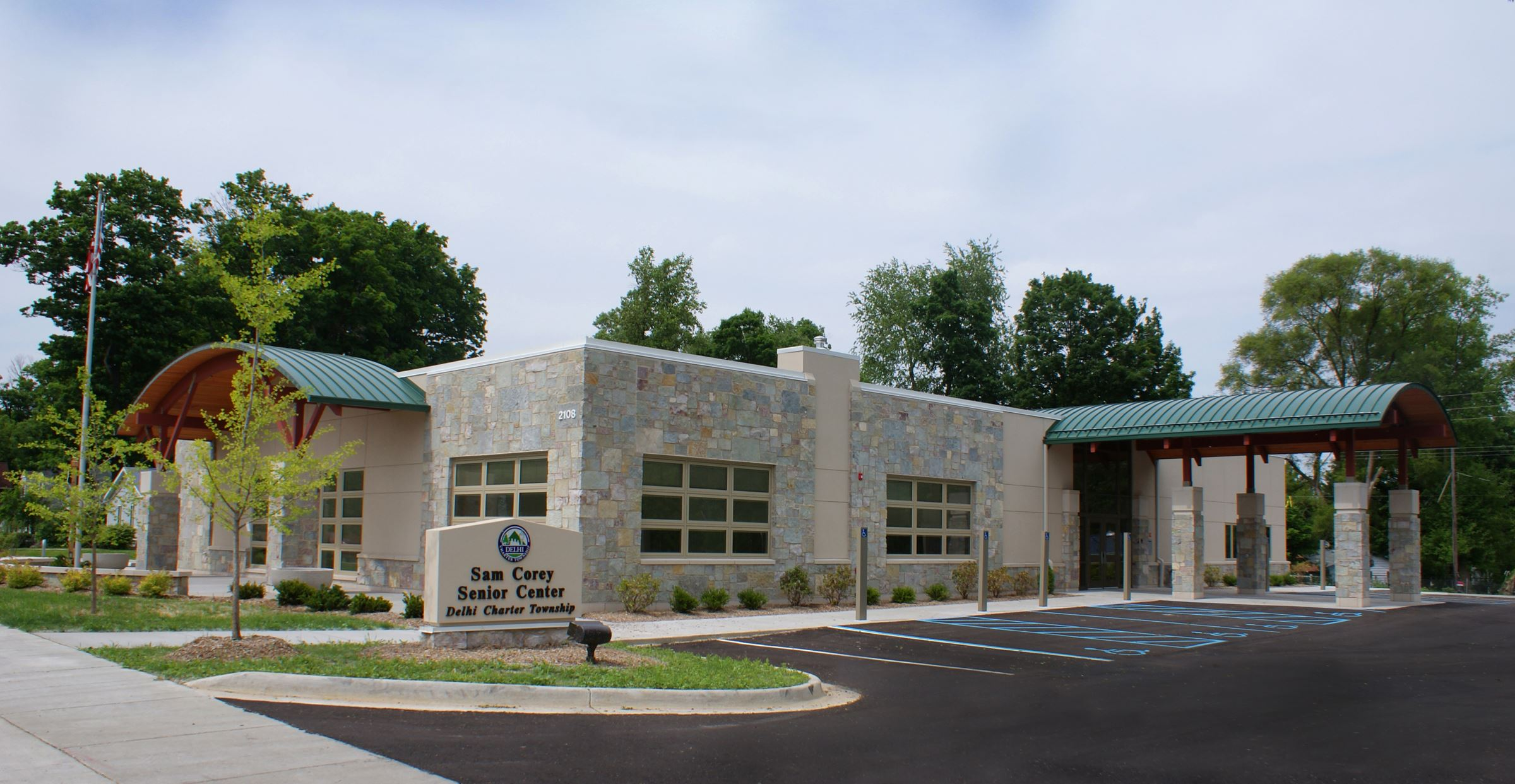 Sam Corey Senior Center