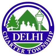 Seal of Delhi Charter Township