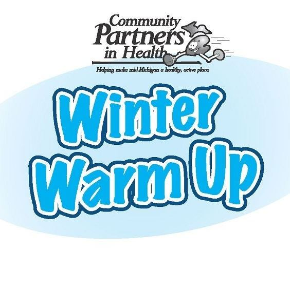 blue winter warm up logo